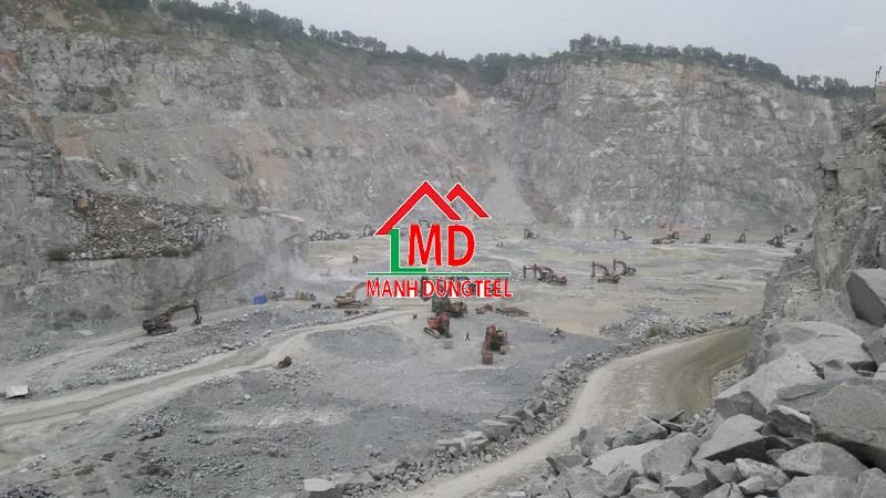Bảng báo giá đá xây dựng tại Huyện Hóc Môn