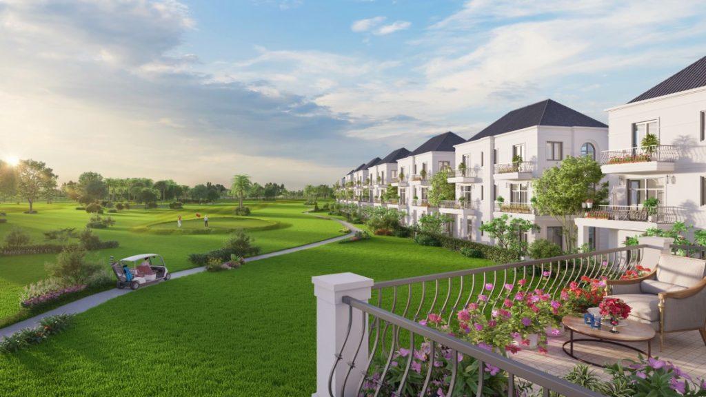 Khu nghỉ dưỡng West Lakes Golf & Villas sức hút bất động sản vùng ven