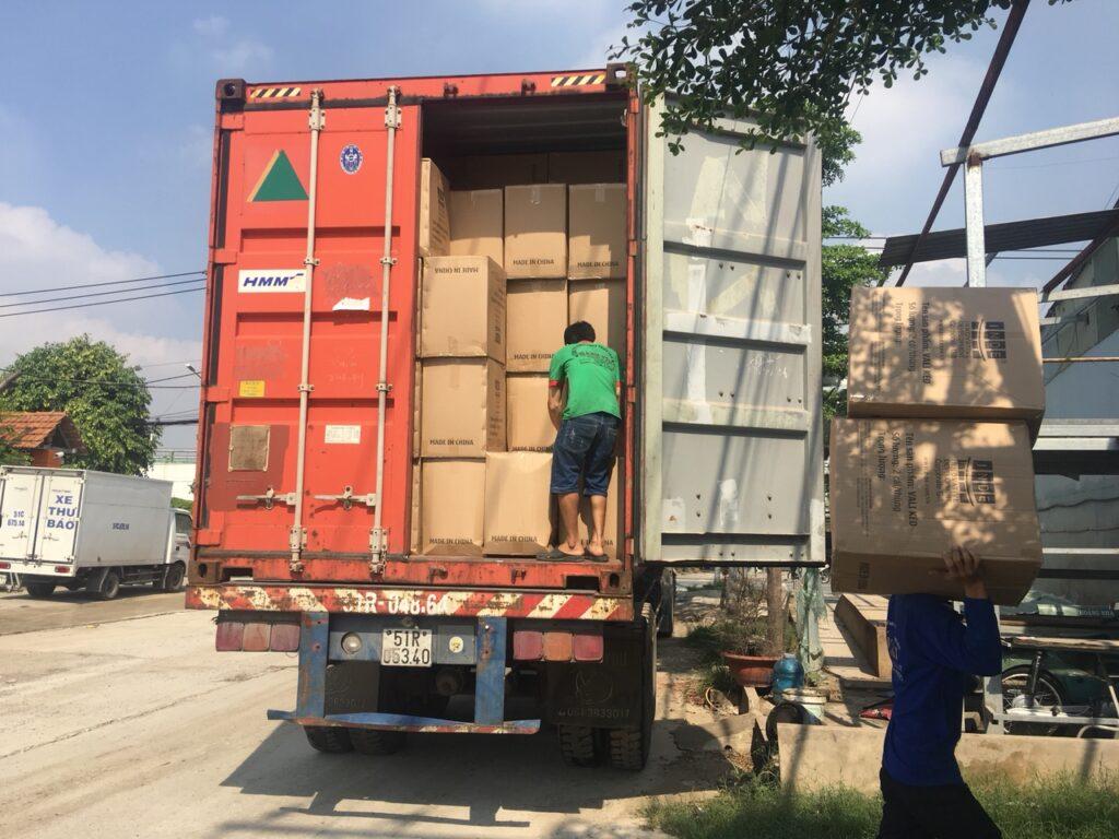 Dịch vụ bốc xếp hàng hóa quận Phú Nhuận uy tín, giá rẻ tại Tphcm