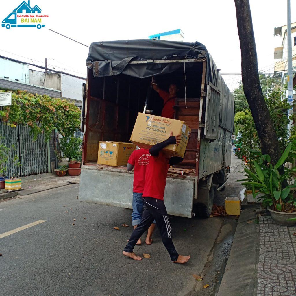 Dịch vụ chuyển nhà quận 1 trọn gói giá rẻ uy tín tại Tphcm