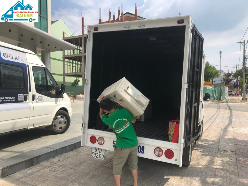 Dịch vụ chuyển nhà quận 12 trọn gói giá rẻ uy tín tại Tphcm