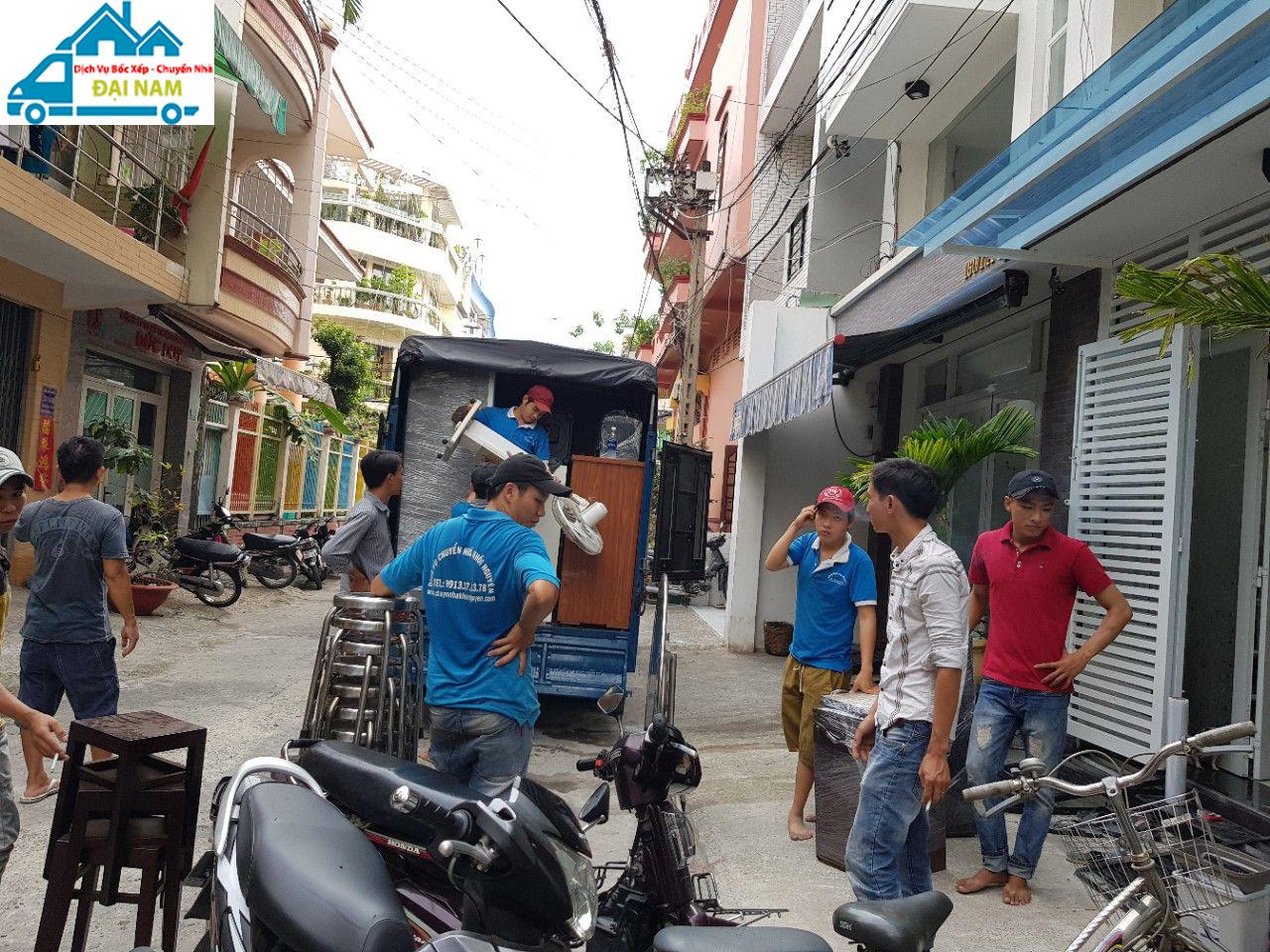 Dịch vụ chuyển nhà quận 2 trọn gói giá rẻ uy tín tại Tphcm