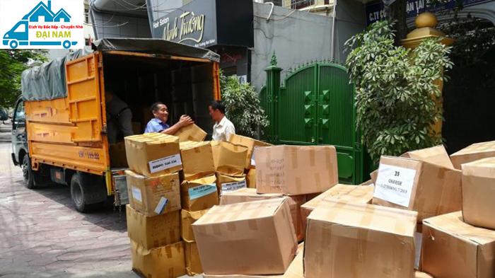 Dịch vụ chuyển nhà quận Bình Thạnh trọn gói giá rẻ uy tín tại Tphcm