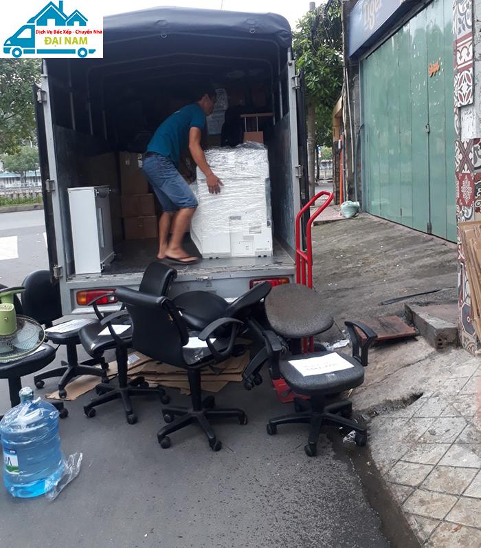 Dịch vụ chuyển nhà quận Gò Vấp trọn gói giá rẻ uy tín tại Tphcm