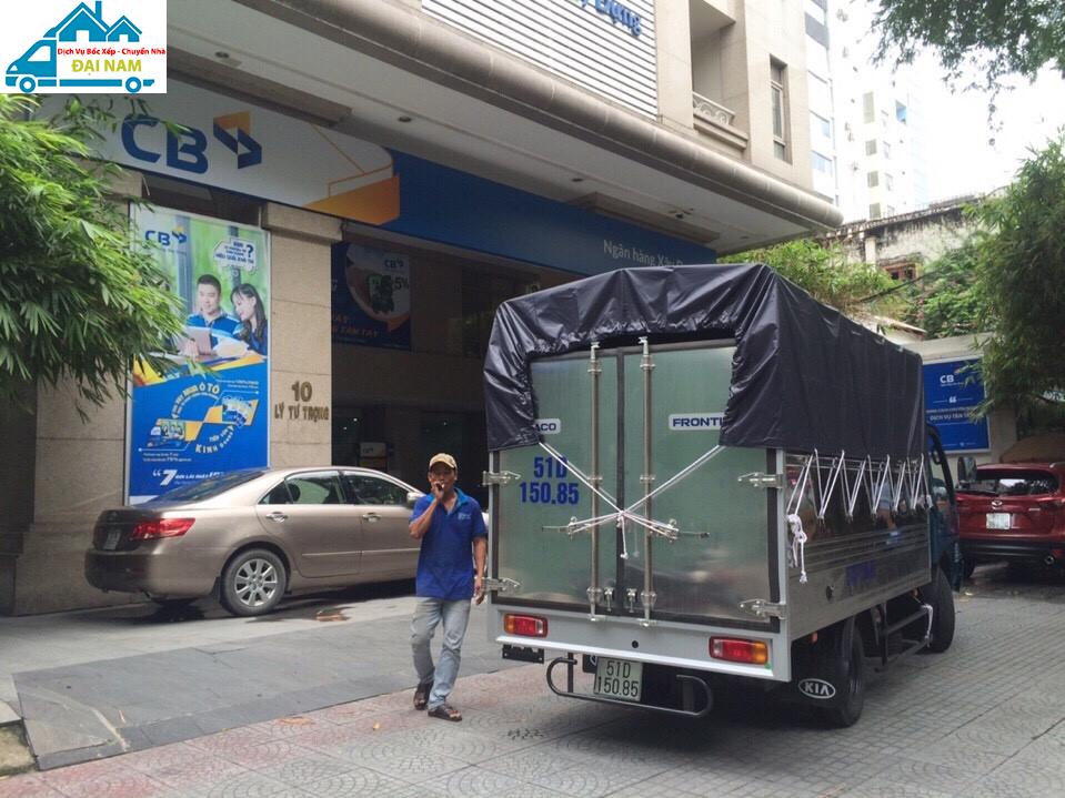Dịch vụ chuyển nhà quận Phú Nhuận trọn gói giá rẻ uy tín tại Tphcm