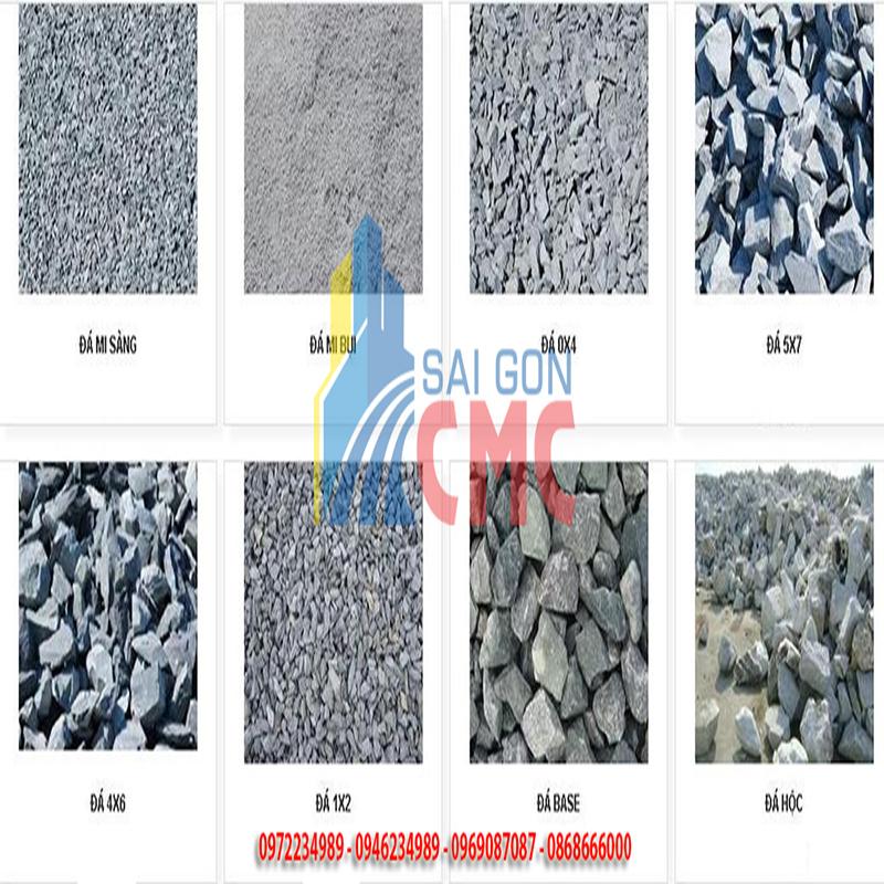 Giá đá xây dựng
