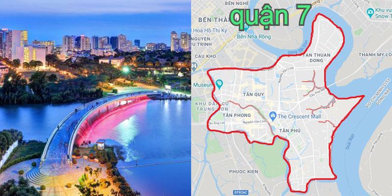 Chuyển nhà quận 7 phường Tân Quy