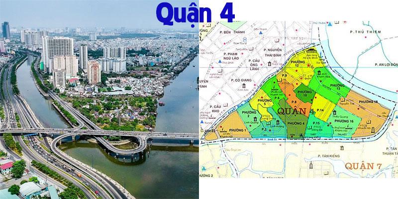 Chuyển nhà quận 4 đường Nguyễn Tất Thành