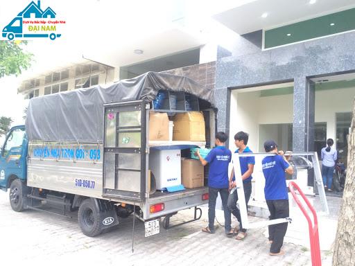 Dịch vụ bốc xếp hàng hóa quận Phú Nhuận giá rẻ uy tín tại Tphcm