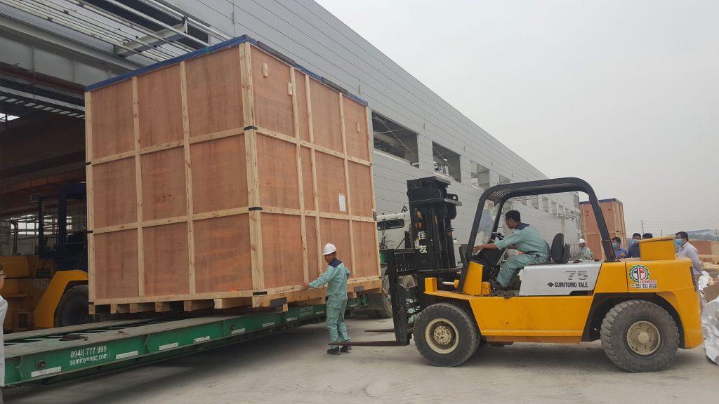 Dịch vụ bốc xếp hàng hóa quận Tân Phú giá rẻ uy tín tại Tphcm