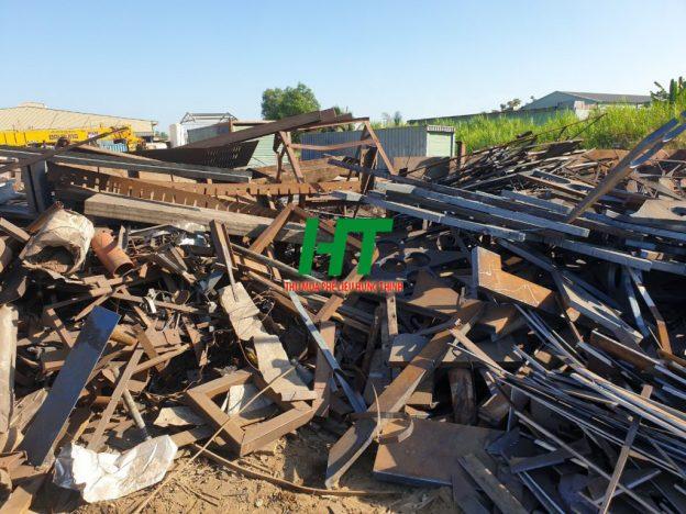 Đơn vị thu mua phế liệu sắt thép