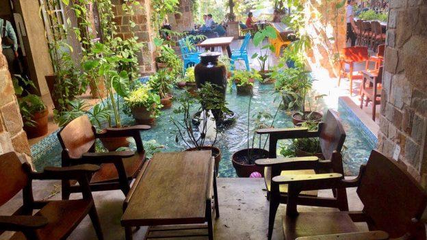 Công ty thi công tiểu cảnh quán cafe giá rẻ nhất tại Tphcm