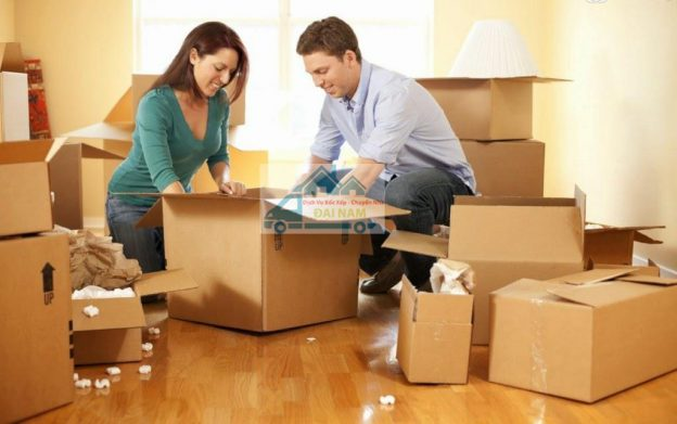 Mẹo giúp bạn chuyển nhà được nhanh chóng và đơn giản hơn